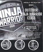 Outdoor Grit Ninja Warrior Classes start in April!