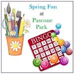 Arts & Crafts and Games at the Park